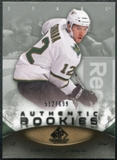 2010/11 Upper Deck SP Game Used #171 Raymond Sawada /699