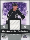 2010/11 Upper Deck SP Game Used Authentic Fabrics #AFDD Drew Doughty