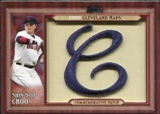 2011 Topps Commemorative Patch #SSC Shin-Soo Choo