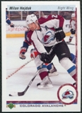 2010/11 Upper Deck 20th Anniversary Parallel #294 Milan Hejduk