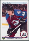 2010/11 Upper Deck 20th Anniversary Parallel #296 Peter Mueller