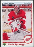 2010/11 Upper Deck 20th Anniversary Parallel #314 Jim Howard