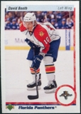 2010/11 Upper Deck 20th Anniversary Parallel #328 David Booth