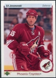 2010/11 Upper Deck 20th Anniversary Parallel #404 Ed Jovanovski