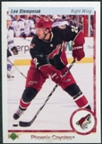 2010/11 Upper Deck 20th Anniversary Parallel #406 Lee Stempniak