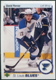 2010/11 Upper Deck 20th Anniversary Parallel #418 David Perron