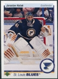 2010/11 Upper Deck 20th Anniversary Parallel #422 Jaroslav Halak