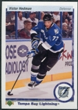 2010/11 Upper Deck 20th Anniversary Parallel #424 Victor Hedman