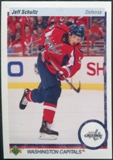 2010/11 Upper Deck 20th Anniversary Parallel #448 Jeff Schultz
