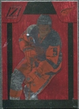 2010/11 Panini Zenith Red Hot #38 Nicklas Lidstrom