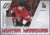 2010/11 Panini Zenith Winter Warriors Materials #SG Sergei Gonchar
