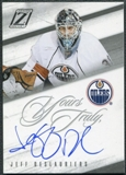 2010/11 Panini Zenith Yours Truly Autographs #JD Jeff Deslauriers Autograph