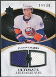 2010/11 Upper Deck Ultimate Collection Ultimate Jerseys #UJTA John Tavares /100