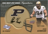 2011 Upper Deck Sweet Spot Rookie Signatures #RSRK Ryan Kerrigan Autograph /599