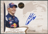 2011 Press Pass FanFare Autographs Bronze #80 Cole Whitt Autograph /250