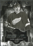 2011/12 Upper Deck Artifacts #105 Igor Larionov Legends /999