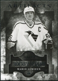 2011/12 Upper Deck Artifacts #106 Mario Lemieux Legends /999