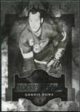 2011/12 Upper Deck Artifacts #107 Gordie Howe Legends /999