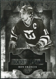 2011/12 Upper Deck Artifacts #110 Ron Francis Legends /999