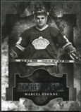 2011/12 Upper Deck Artifacts #111 Marcel Dionne Legends /999