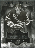 2011/12 Upper Deck Artifacts #118 Brian Leetch Legends /999