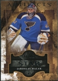 2011/12 Upper Deck Artifacts #125 Jaroslav Halak Star /999