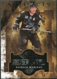 2011/12 Upper Deck Artifacts #126 Patrick Marleau Star /999