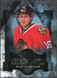 2011/12 Upper Deck Artifacts #156 Marcus Kruger /999