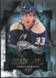 2011/12 Upper Deck Artifacts #160 Tomas Kubalik /999