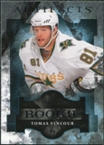 2011/12 Upper Deck Artifacts #161 Tomas Vincour /999