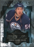 2011/12 Upper Deck Artifacts #164 Chris Vande Velde /999