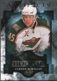2011/12 Upper Deck Artifacts #167 Carson McMillan /999