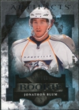 2011/12 Upper Deck Artifacts #170 Jonathon Blum /999
