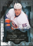 2011/12 Upper Deck Artifacts #173 Matt Campanale /999