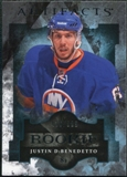 2011/12 Upper Deck Artifacts #178 Justin DeBenedetto /999