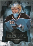 2011/12 Upper Deck Artifacts #191 Alex Stalock /999