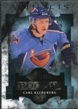 2011/12 Upper Deck Artifacts #200 Carl Klingberg /999