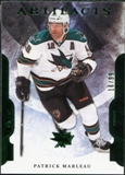 2011/12 Upper Deck Artifacts Emerald #12 Patrick Marleau /99