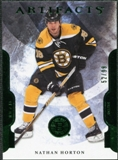 2011/12 Upper Deck Artifacts Emerald #18 Nathan Horton /99