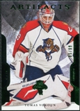 2011/12 Upper Deck Artifacts Emerald #29 Tomas Vokoun /99