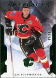 2011/12 Upper Deck Artifacts Emerald #44 Jay Bouwmeester /99