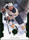 2011/12 Upper Deck Artifacts Emerald #50 Tyler Ennis /99