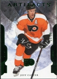 2011/12 Upper Deck Artifacts Emerald #68 Jeff Carter /99