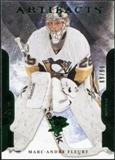 2011/12 Upper Deck Artifacts Emerald #72 Marc-Andre Fleury /99
