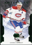 2011/12 Upper Deck Artifacts Emerald #79 Andrei Markov /99