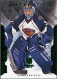 2011/12 Upper Deck Artifacts Emerald #86 Ondrej Pavelec /99