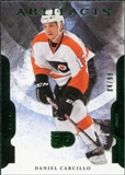 2011/12 Upper Deck Artifacts Emerald #94 Daniel Carcillo /99