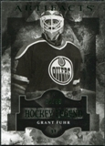 2011/12 Upper Deck Artifacts Emerald #108 Grant Fuhr Legends /99