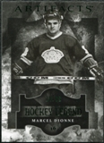2011/12 Upper Deck Artifacts Emerald #111 Marcel Dionne Legends /99