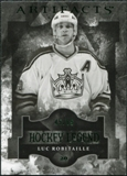 2011/12 Upper Deck Artifacts Emerald #112 Luc Robitaille Legends /99